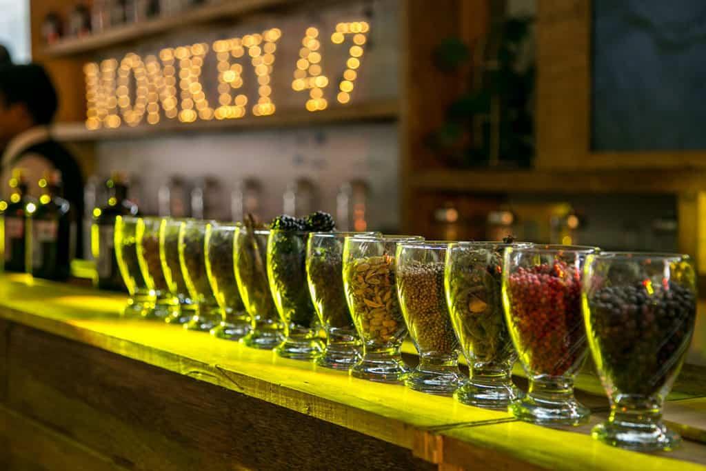 monkey 47 perfect serve